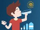 Beber água #SemFrescura: esqueça regras e confie na sua sede