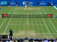 Final de ATP de Queens está definida
