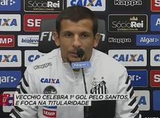 Sem Ricardo Oliveira e Renato, Peixe enfrenta Bahia