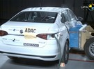 Volkswagen Virtus repete desempenho do Polo no Latin NCAP