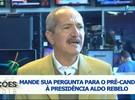 'Precisamos de uma polícia que seja temida pelo crime', diz Aldo Rebelo