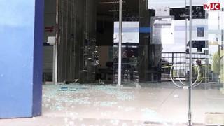 Agências bancárias são alvo de explosão em Surubim