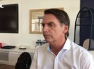 Bolsonaro diz que só participará de debates se 'achar que deve'