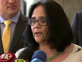 Nova ministra quer 'Brasil sem aborto'