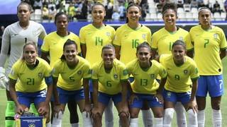 Meninas do Brasil vencem a Jamaica na estreia da Copa do Mundo