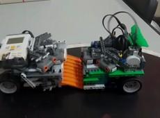 Saiba como é uma luta de Sumô Lego