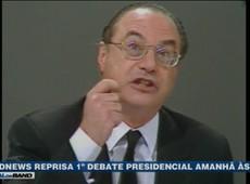 BandNews reprisa 1º debate presidencial neste domingo