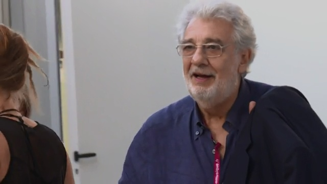 Plácido Domingo é acusado de assédio sexual