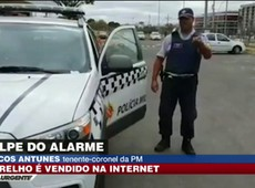 Criminosos bloqueiam alarme do carro com dispositivo