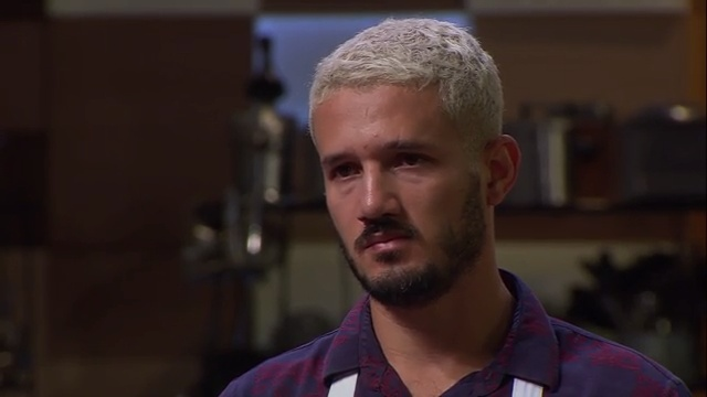 Rodrigo está na final do MasterChef Brasil 2019
