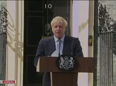 Johnson se encontra com Macron para definir impasse