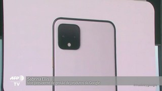 Conheça o novo smartphone da Google