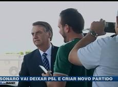 Bolsonaro vai deixar PSL e criar novo partido