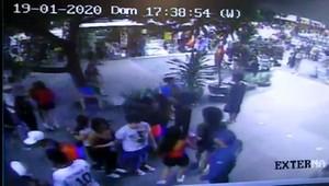 Vídeo mostra ação de criminosos durante arrastão na avenida Paulista