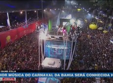 Dez hits de Carnaval concorrem ao troféu do Band Folia