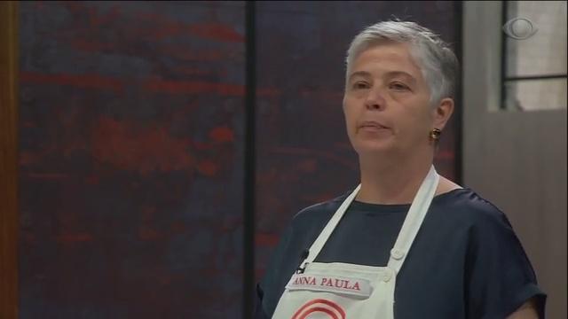 Gostei muito da farofinha, diz Paola para Anna Paula