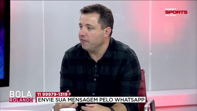 """Ivan: """"O grande desafio do Rogério é criar um ambiente favorável"""""""