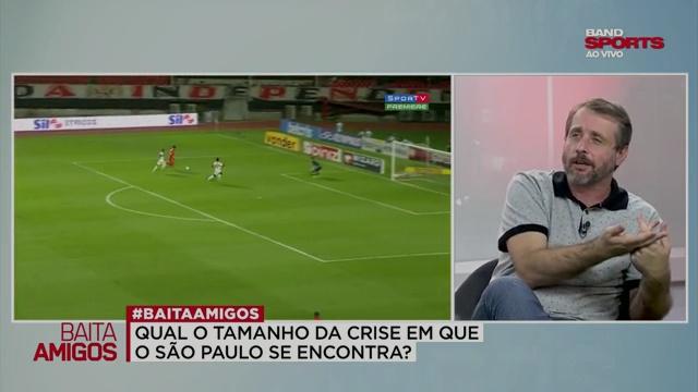 """""""Duvido que o Daniel Alves seja querido no grupo"""", diz Vitor Guedes"""