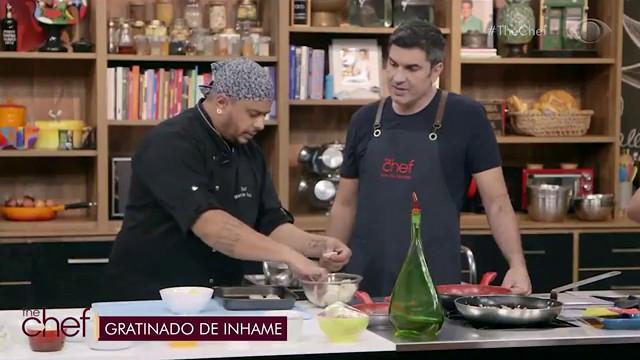 Gratinado de inhame: saiba como fazer a receita do Marcelo Faria