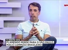 """""""O Flamengo confirmou o título sem brilhantismo, mas com competência"""""""