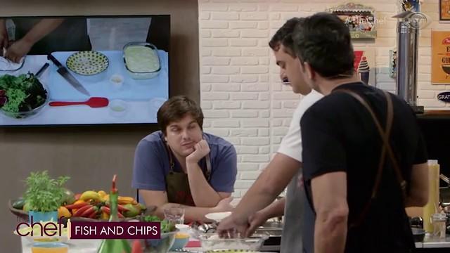 Fish and chips: chef diz como fazer peixe empanado e batata crocante