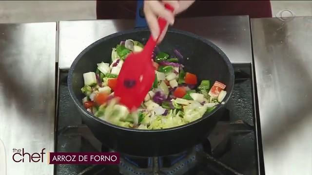 Arroz de forno integral da Maria: faça a receita da filha do Edu Guedes