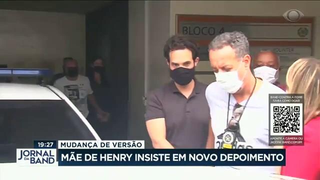 Mãe de Henry insiste em novo depoimento