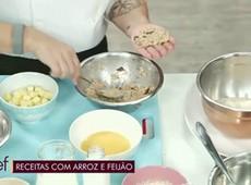 Arancini com muçarela | Chef Fabi Prado | The Chef