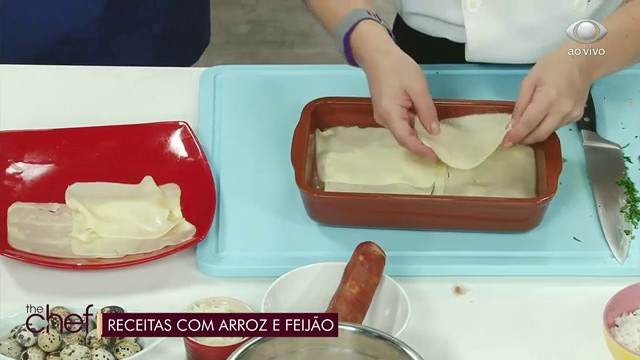 Arroz e feijão de forno.mp4