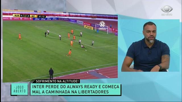 BUUU! Inter perde na Libertadores e zoação sobra para a Renata Fan