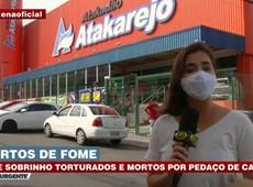 Tio e sobrinho são mortos após furtarem carne de supermercado de Salvador