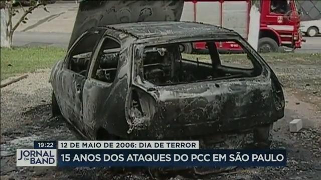 12 de maio de 2006: 15 anos dos ataques do PCC em São Paulo