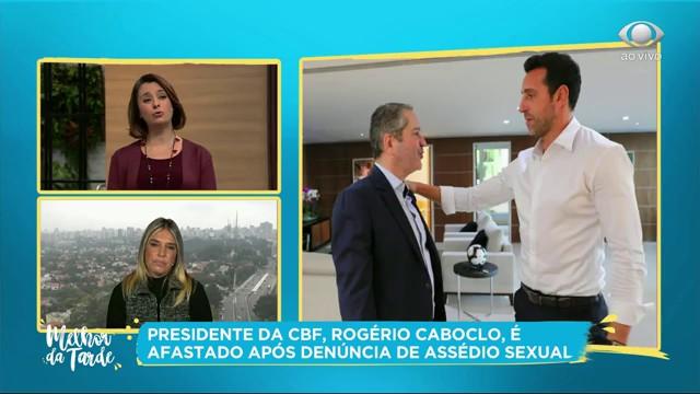 Rogério Caboclo ofereceu R$12 milhões para silenciar funcionária que o acus