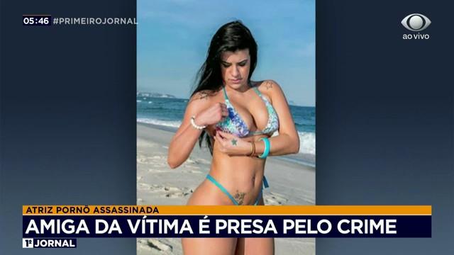 Aline Rios: amiga é presa por assassinato da atriz pornô