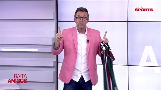 """Neto: """"É lamentável o que fizeram com o Santos"""""""
