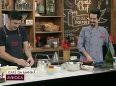Aveioca: Edu Guedes ensina receita ótima para o café da manhã