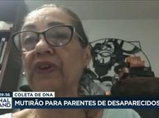 Desaparecidos: Rio faz mutirão para coleta de DNA de parentes