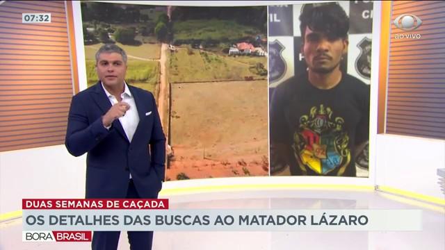 Caso Lázaro Barbosa: buscas pelo serial killer entram no 15º dia