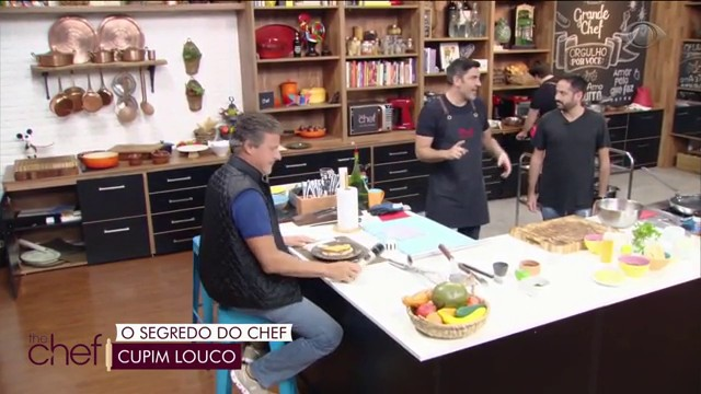 The Chef conta com duas visitas ilustres nessa sexta-feira