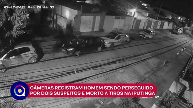 Vídeo mostra homem sendo morto com vários tiros e chutes na cabeça na Zona