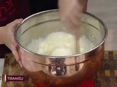 Como fazer o tiramisu italiano