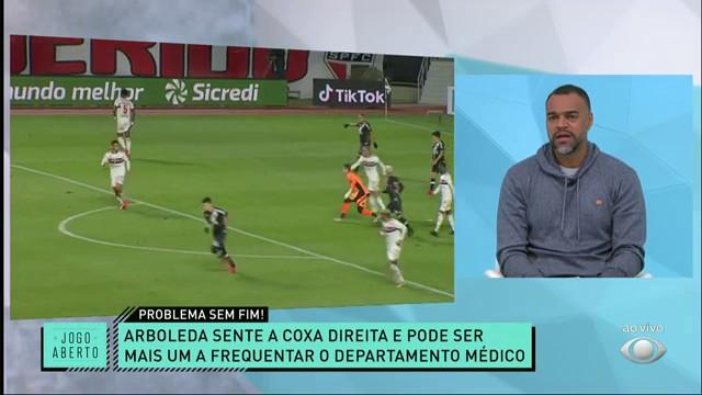 DEU TRICOLOR! São Paulo vence o Vasco na Copa do Brasil