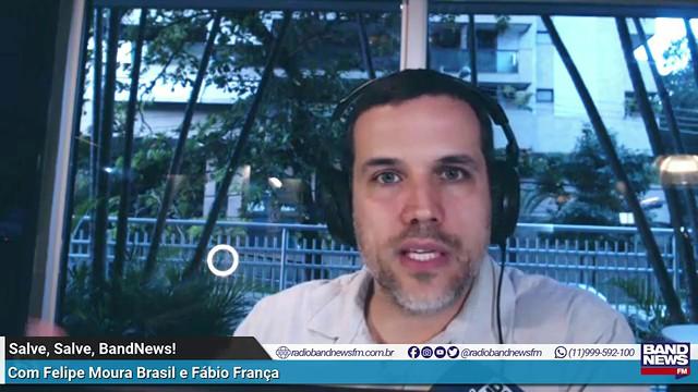 Felipe Moura Brasil: Lira trava impeachment porque Bolsonaro dá tudo ao Centrão