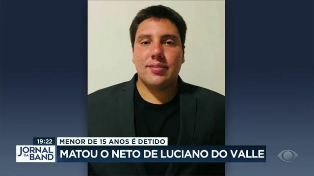 Menor de 15 anos que matou Lucas do Valle é preso em São Paulo