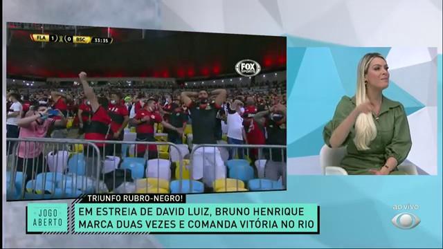 É O MENGÃO MALVADÃO! Flamengo vence e está perto da final da Liberta