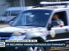 PF recupera vinhos furtados do Itamaraty que somam R$ 56 mil