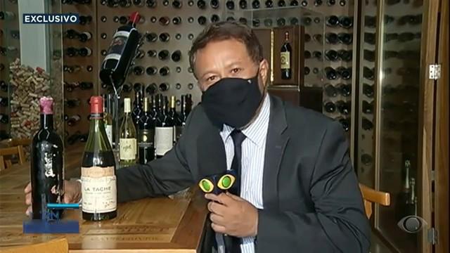Descoberto quem furtou vinhos da adega do Itamaraty
