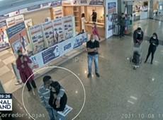 Quadrilha roubava relógios no aeroporto