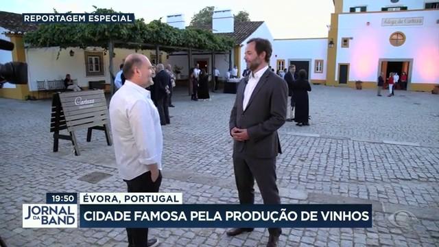 Pêra-Manca: Vinho português é cheio de história